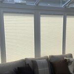 Taylor New installation - Louvolite Perfect Fit blind system in Canterbury