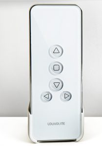 one touch remote blind control