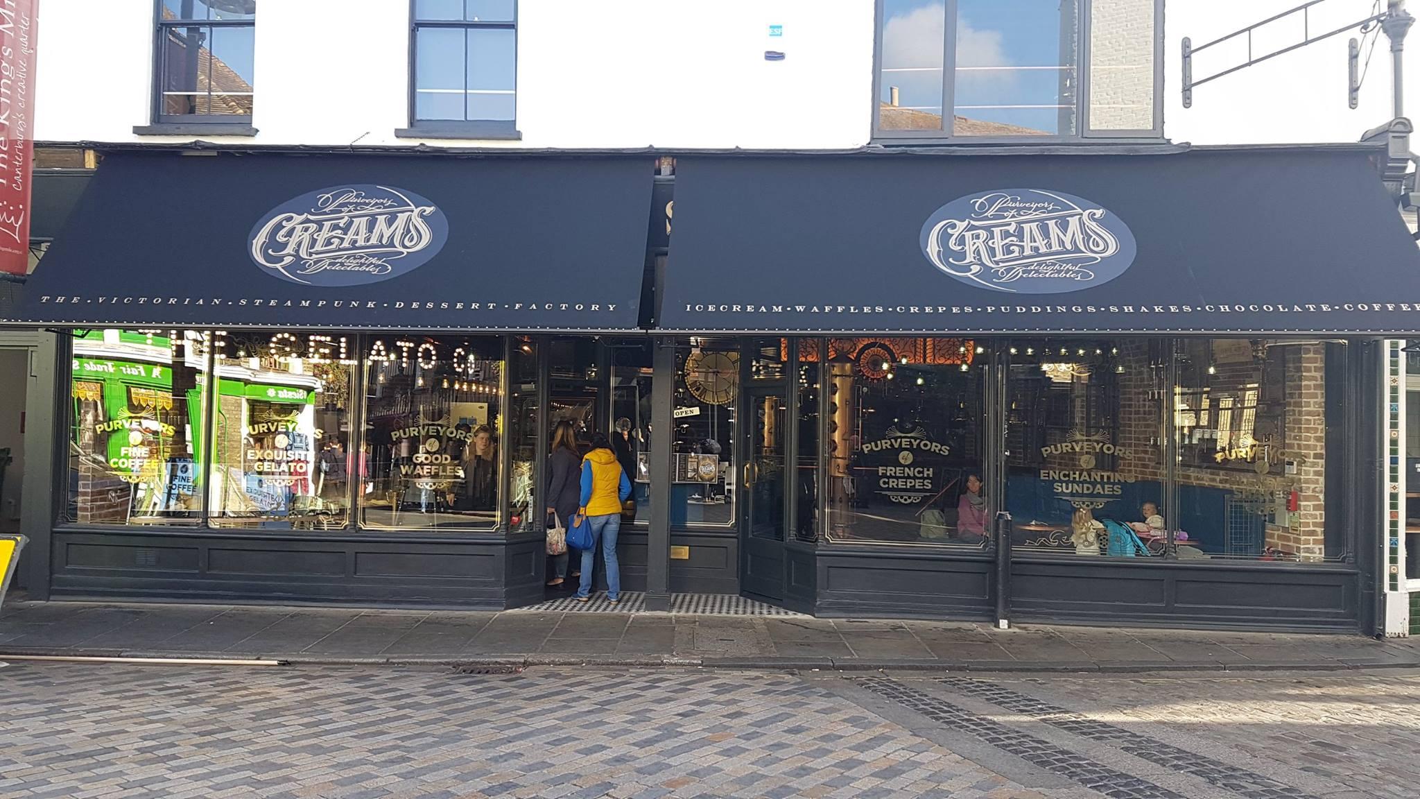 Shopfront Blinds Amp Awnings In Kent Goldsack Blinds